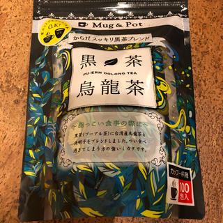 コストコ - コストコ 黒茶烏龍茶 ティーパック 100P
