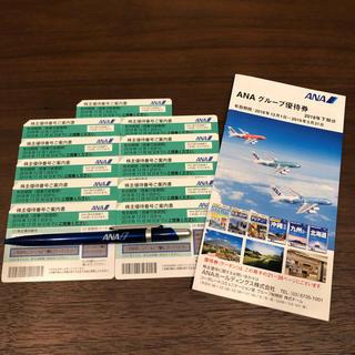 エーエヌエー(ゼンニッポンクウユ)(ANA(全日本空輸))のANA 株主優待券 11枚 (その他)