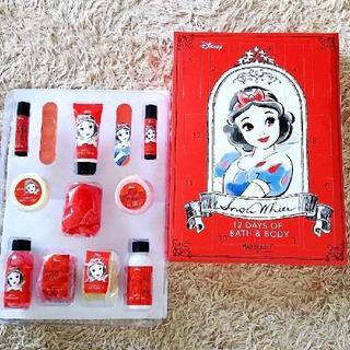 ディズニー(Disney)の【英国購入品】Snow White☆Beauty Advent Calendar(その他)