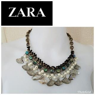 ザラ(ZARA)のZARA アクセサリー ネックレス(ネックレス)