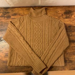 ムジルシリョウヒン(MUJI (無印良品))のhauさま専用(ニット/セーター)