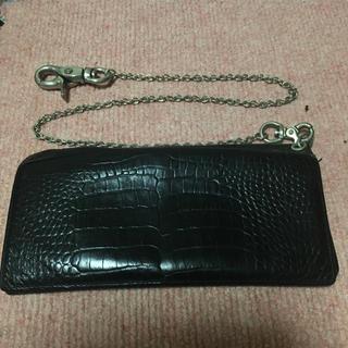 カルバンクライン(Calvin Klein)のカルバンクラインのチェーン付き長財布 (長財布)