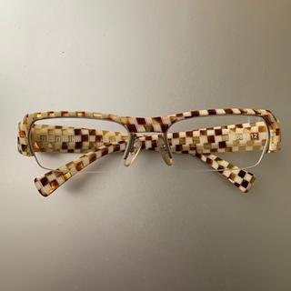 アランミクリ(alanmikli)のアランミクリ メガネ alan mikli [中古品](サングラス/メガネ)