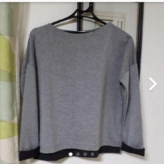 ジーユー(GU)のカットソー GU Sサイズ(Tシャツ(長袖/七分))