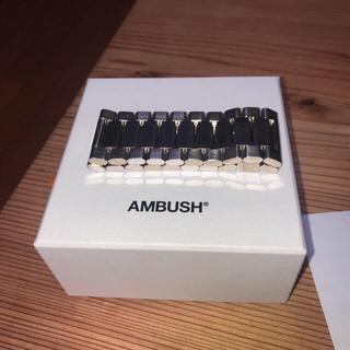 アンブッシュ(AMBUSH)のAMBUSH ブレスレット 定価60000(ブレスレット)