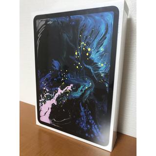 アップル(Apple)の【新品】iPad pro 11インチ Wi-fiモデル 64GB(タブレット)