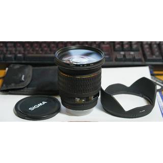 シグマ(SIGMA)のSIGMA 単焦点広角 20mm F1.8 SONY Aマウント フルサイズ対応(レンズ(単焦点))