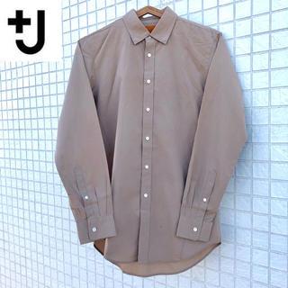 ジルサンダー(Jil Sander)の【送料無料】ジルサンダー ユニクロ +J  メンズ デザイン ワイシャツ S(シャツ)