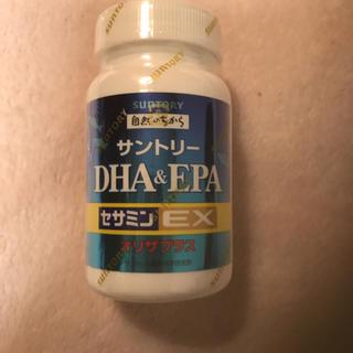 サントリー(サントリー)のDHA.EPAセサミンEX(その他)