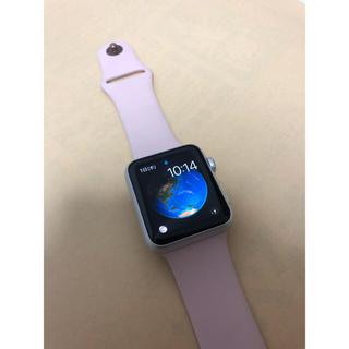 アップルウォッチ(Apple Watch)のAppleWatch第1世代(腕時計(デジタル))