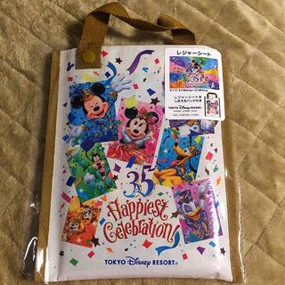 ディズニー(Disney)のYONSO様専用★ディズニーランド 35周年 レジャーシート(その他)