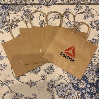 アディダス(adidas)のadidas紙袋 アディダスショッパー 5枚(ショップ袋)