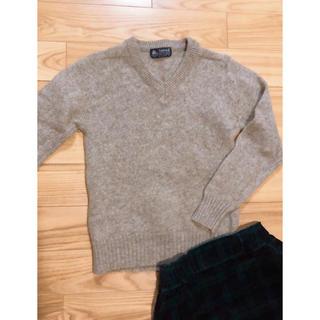 TAKAQ ニット セーター 美品 Sサイズ