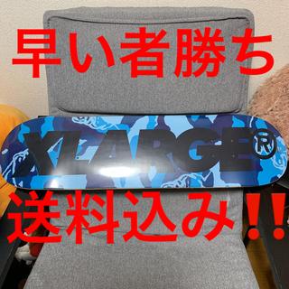 エクストララージ(XLARGE)の【★最終大放出セール中‼️】エクストララージ ノベルティ スケートボード(スケートボード)