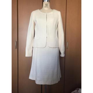 ナチュラルビューティーベーシック(NATURAL BEAUTY BASIC)のNATURAL  BEAUTY  BASIC   スーツ  Lサイズ(スーツ)