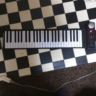 送料無料!Roll-up Piano/ロールアップピアノ/美品(電子ピアノ)