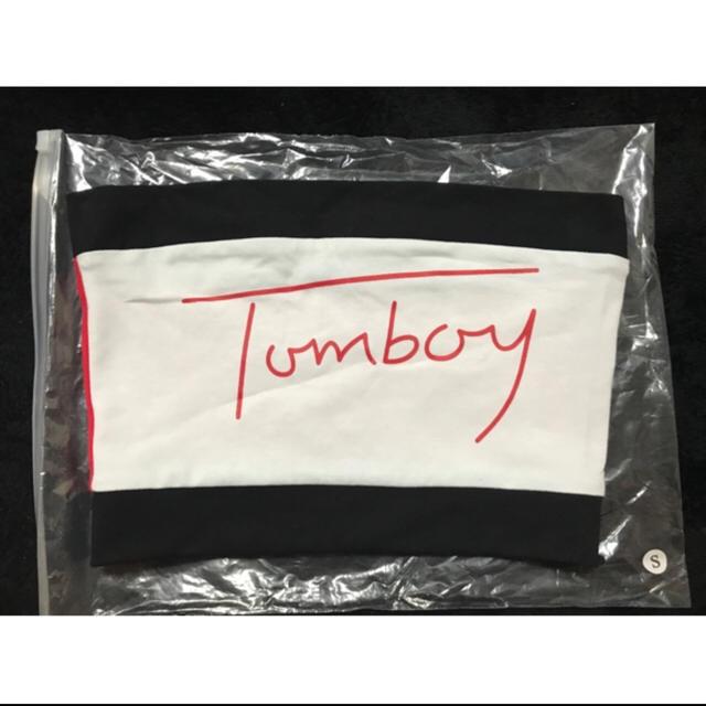 TOMMY HILFIGER(トミーヒルフィガー)のTOMMY HILFIGER ベアトップ レディースのトップス(ベアトップ/チューブトップ)の商品写真