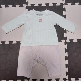 しまむら - オーガニックコットン ロンパース 60~70