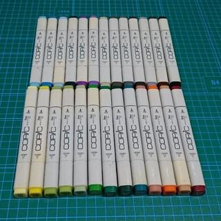コピック クラシック 26本(カラーペン/コピック)