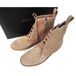ボッテガヴェネタ(Bottega Veneta)の新品 15万 BOTTEGA VENETA ボッテガ スエード ブーツ[42](ブーツ)