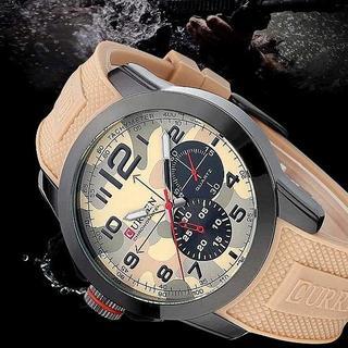 ウェンガー(Wenger)の限定CUREEN 迷彩クロノグラフ時計     GSX フォルティス エドックス(腕時計(アナログ))