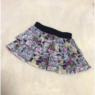 ディズニー(Disney)のディズニー ☆ パンツ付き スカート 100cm (スカート)