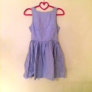 アメリカンアパレル(American Apparel)のアメリカンアパレル新品ドレス(ミニワンピース)