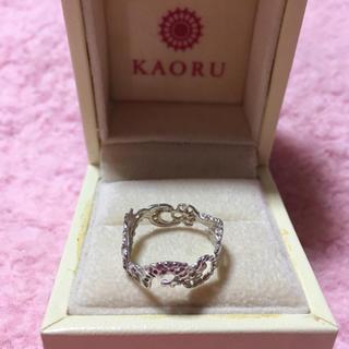 カオル(KAORU)のmamenico  様  専用!!  シルバーリング 指輪 スワトウ 8号 カオ(リング(指輪))