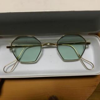 ワンエルディーケーセレクト(1LDK SELECT)のBuddy optical オクタゴンアイウェア(サングラス/メガネ)