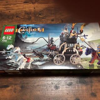 レゴ(Lego)のLEGOブロック  ガイコツ監獄馬車7092(その他)