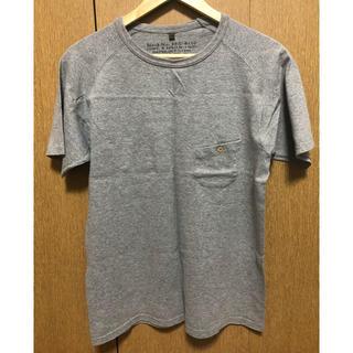 Nigel Cabourn 胸ポケ ベーシックTシャツ(Tシャツ/カットソー(半袖/袖なし))