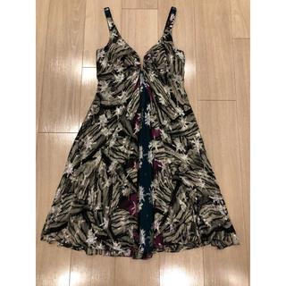 ニコルミラー(Nicole Miller)の新品 NICOLE MILLER ニコルミラー  ドレス  ワンピース(ミディアムドレス)
