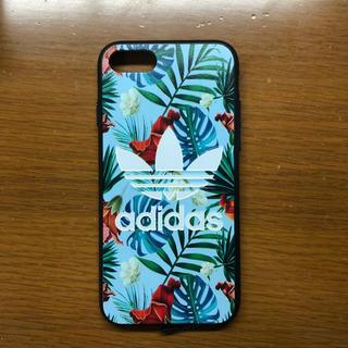 アディダス(adidas)のiPhone ケース adidas 新品未使用 6s 7 8(iPhoneケース)
