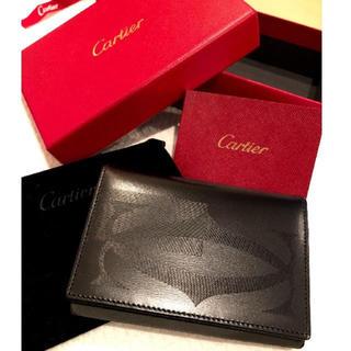 カルティエ(Cartier)の❤️カルティエ・パシャ・カードケース❤️(名刺入れ/定期入れ)