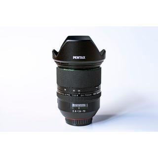 ペンタックス(PENTAX)のPENTAX DFA 24-70mm F2.8ED SDM WR(レンズ(ズーム))