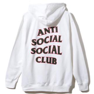 ANTI SOCIAL SOCIAL CLUB アンチソーシャルクラブパーカー