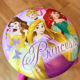 ディズニー(Disney)のディズニー プリンセス パイプ椅子(その他)