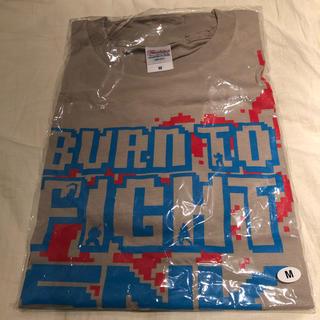 エスエヌケイ(SNK)の【非売品】SNK  「BURN TO FIGHT」 Tシャツ(その他)