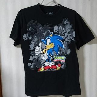 セガ(SEGA)のソニック・ザ・ヘッジホッグの超激レア Tシャツ(Tシャツ/カットソー(半袖/袖なし))