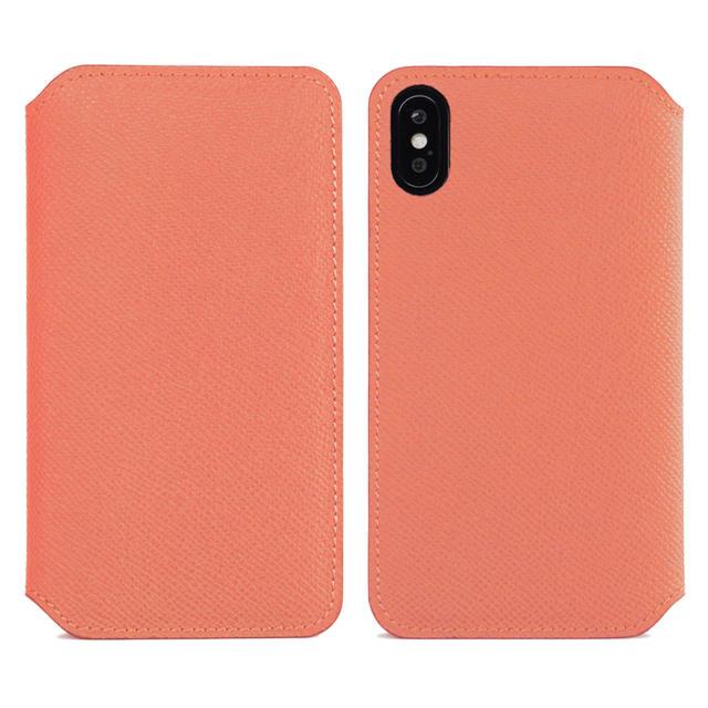 ジバンシィ iphone8plus ケース バンパー | Maa Craft ヴォーエプソン iPhoneXS手帳型ケース エルメスレザーの通販 by MAAC ONLINE STORE|ラクマ