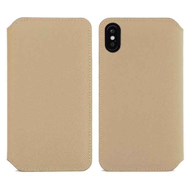 burberry iphone8 ケース 海外 | Maa Craft ヴォーエプソン iPhoneXS手帳型ケース エルメスレザーの通販 by MAAC ONLINE STORE|ラクマ