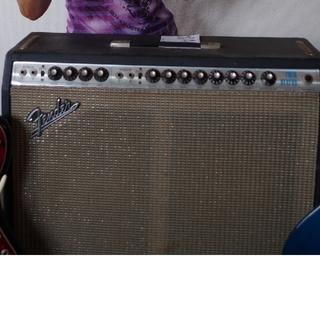 フェンダー(Fender)のFender TWINREVEB 72年(ギターアンプ)