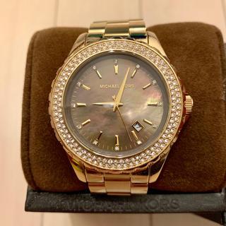 マイケルコース(Michael Kors)の極美品 腕時計 マイケルコース メンズ レディース(腕時計)