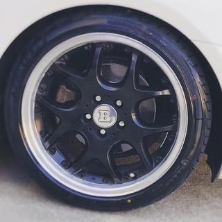 ブラバス ホイール PCD112 ハブ径66.6(タイヤ・ホイールセット)