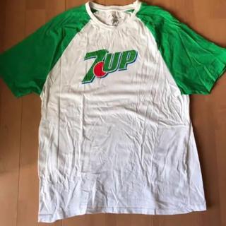 ザラ(ZARA)のzara★ザラ★7up Tシャツ.XL(Tシャツ/カットソー(半袖/袖なし))