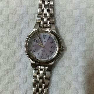 アルバ(ALBA)のアルバソーラー (動作未確認)(腕時計)