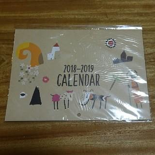 カルディ(KALDI)の[未開封]KALDI カレンダー(カレンダー/スケジュール)