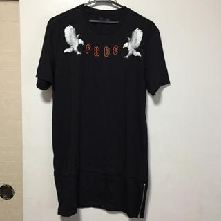 ザラ(ZARA)のZARA ロングTシャツ(Tシャツ/カットソー(半袖/袖なし))
