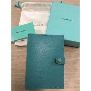 ティファニー(Tiffany & Co.)のパスポートケース【再値下げしました】(旅行用品)