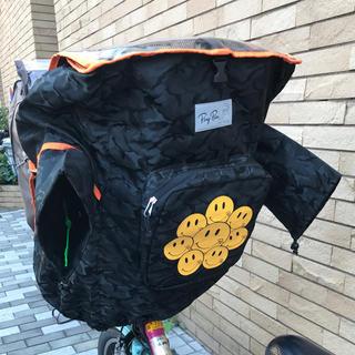 自転車チャイルドシートレインカバー前用!(自転車)